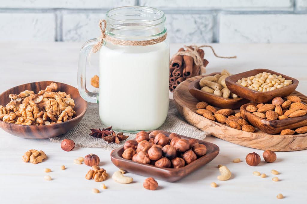 Wege mleko i białko w diecie
