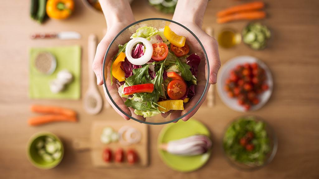 Jedz warzywa i owoce