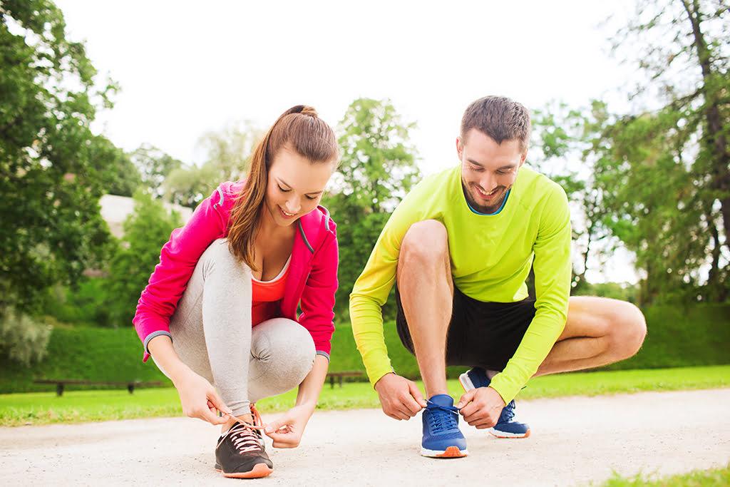 Odpowiednie buty do biegania