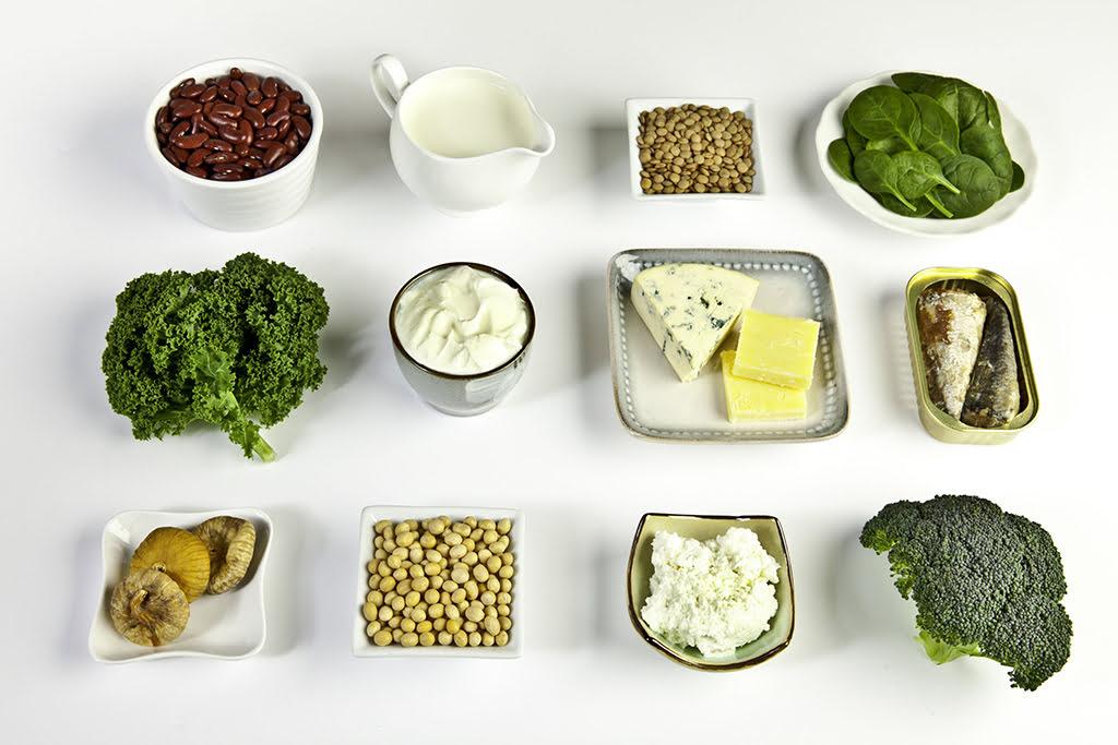Żywność z dużą ilością wapnia - osteporoza w Rzeszowie