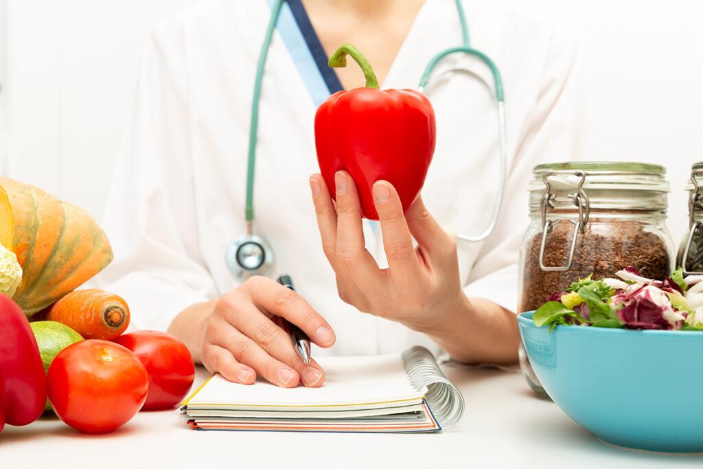 Antyoksydanty w warzywach i owocach